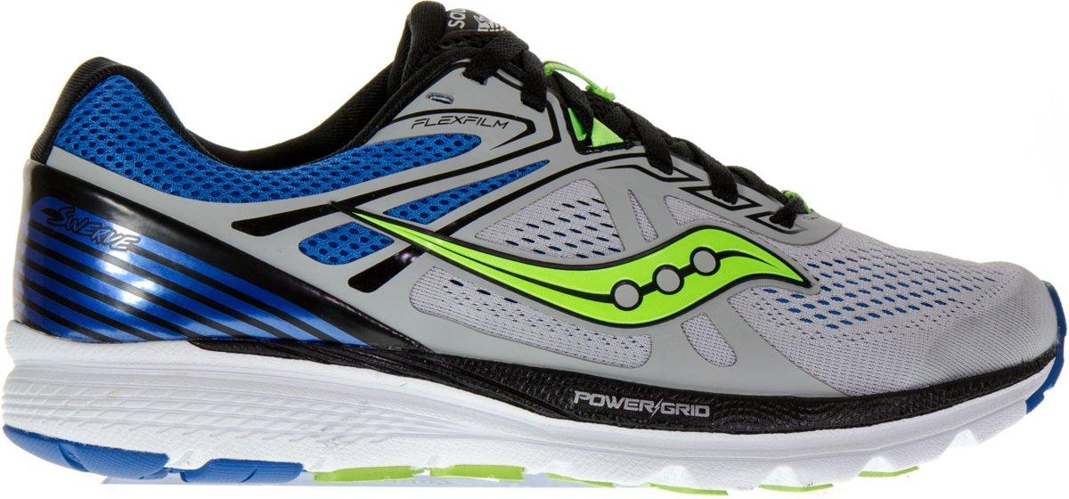 Saucony - Embardée Chaussures De Course - Hommes - Chaussures - Gris - 42 l8JZEDi9Zt