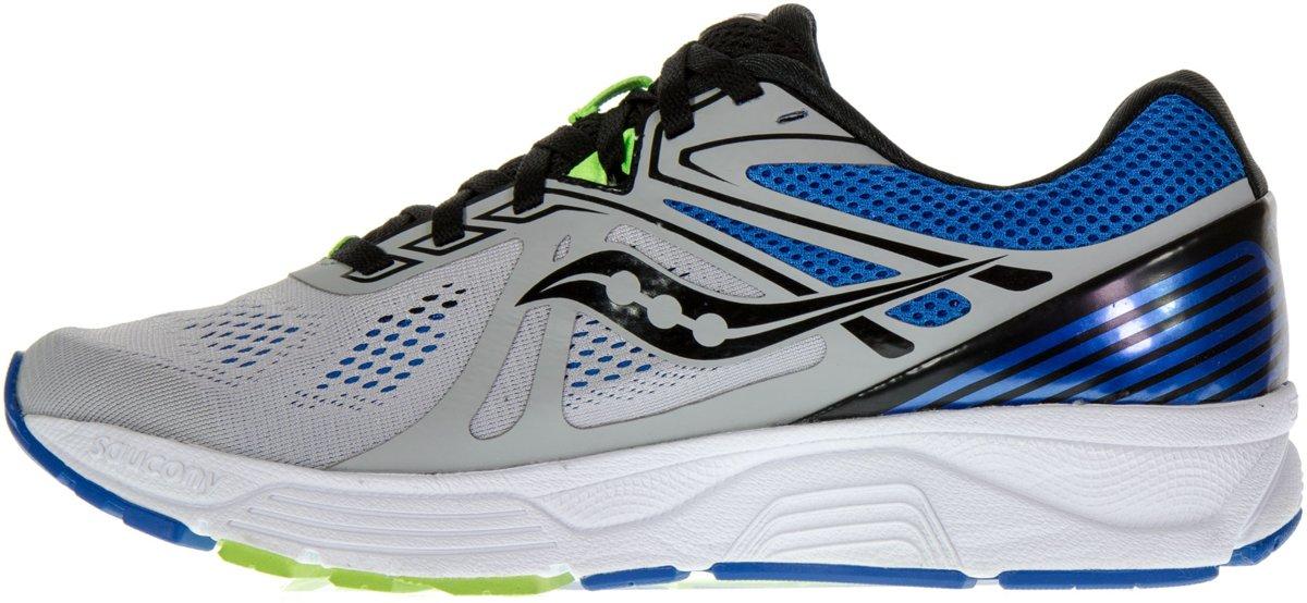 Saucony - Embardée Chaussures De Course - Hommes - Chaussures - Gris - 44,5