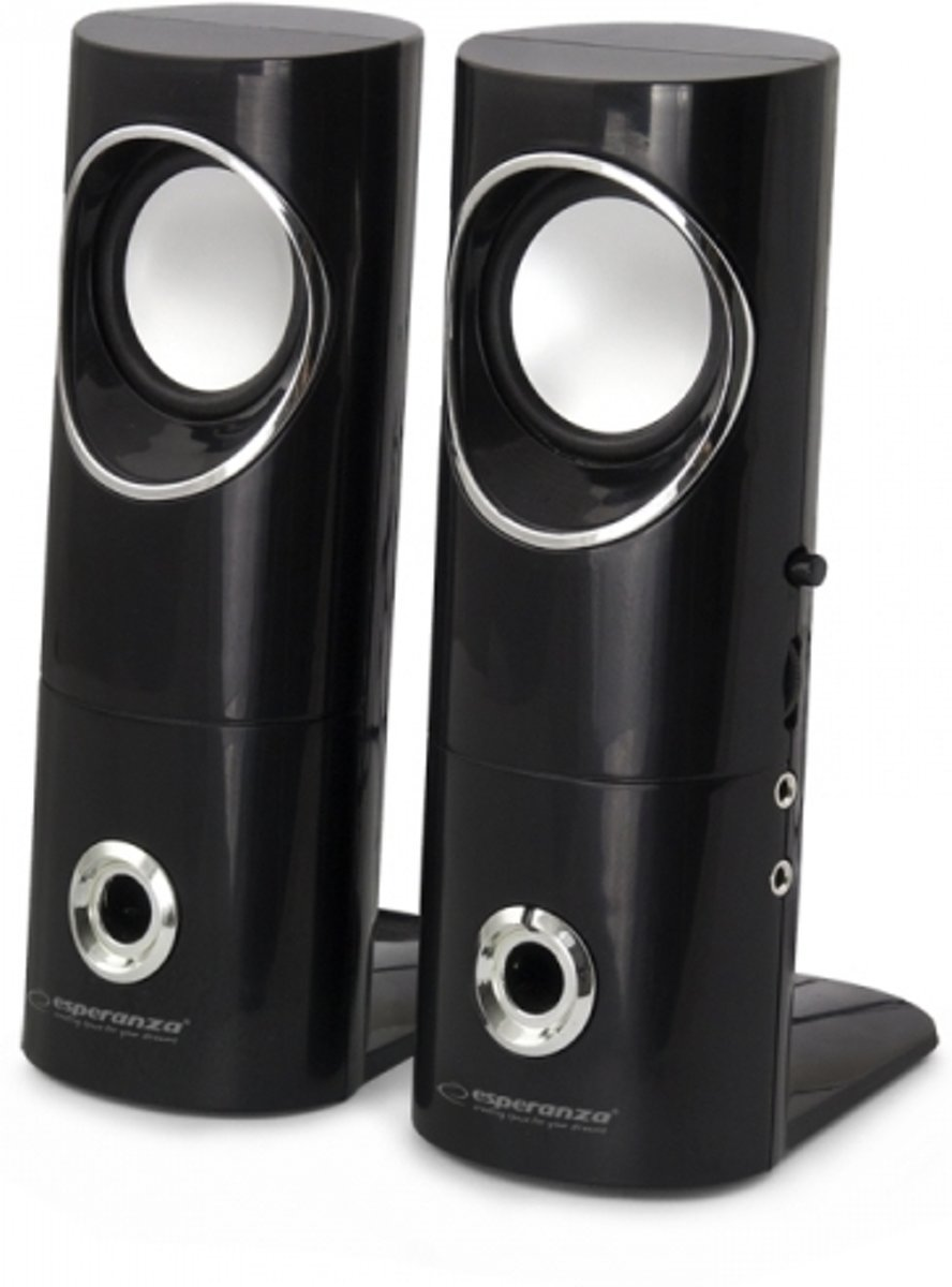 Esperanza USB Stereo Speakers 2.0 Beat kopen