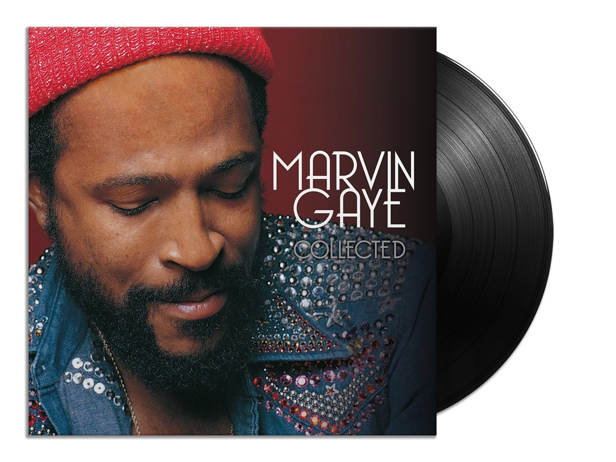 Marvin Gaye - Collected | Vinyl kopen