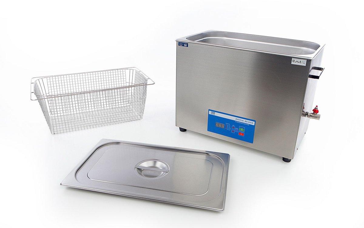 HBM 25 liter Ultrasoon reiniger kopen