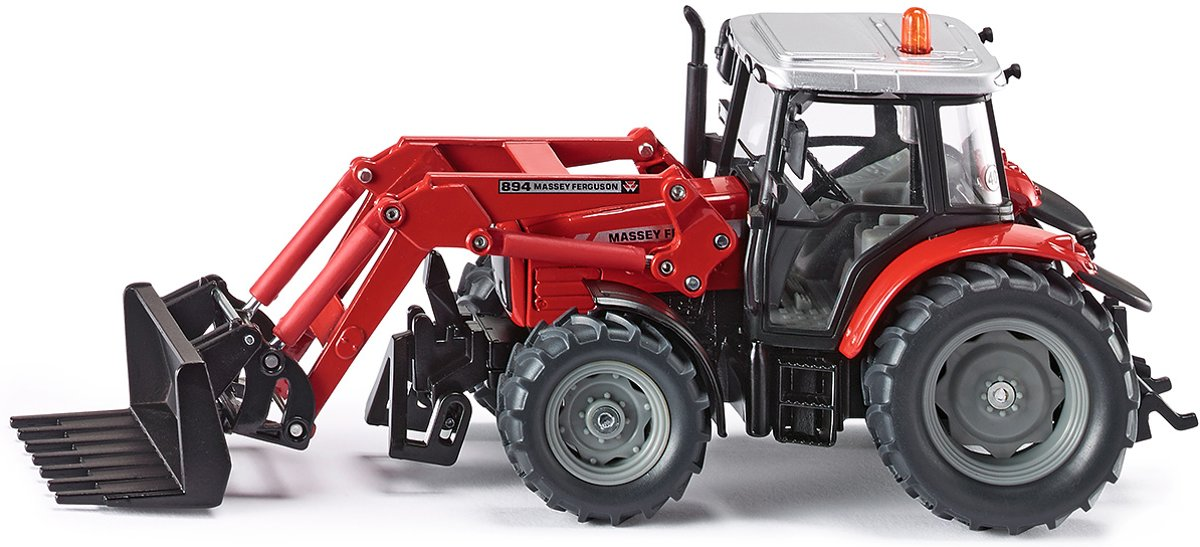 SIKU 3653 Tractor met Voorladervork