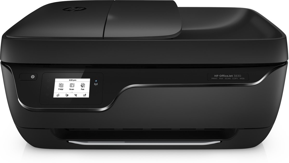 HP OfficeJet 3833 - All-in-One Printer