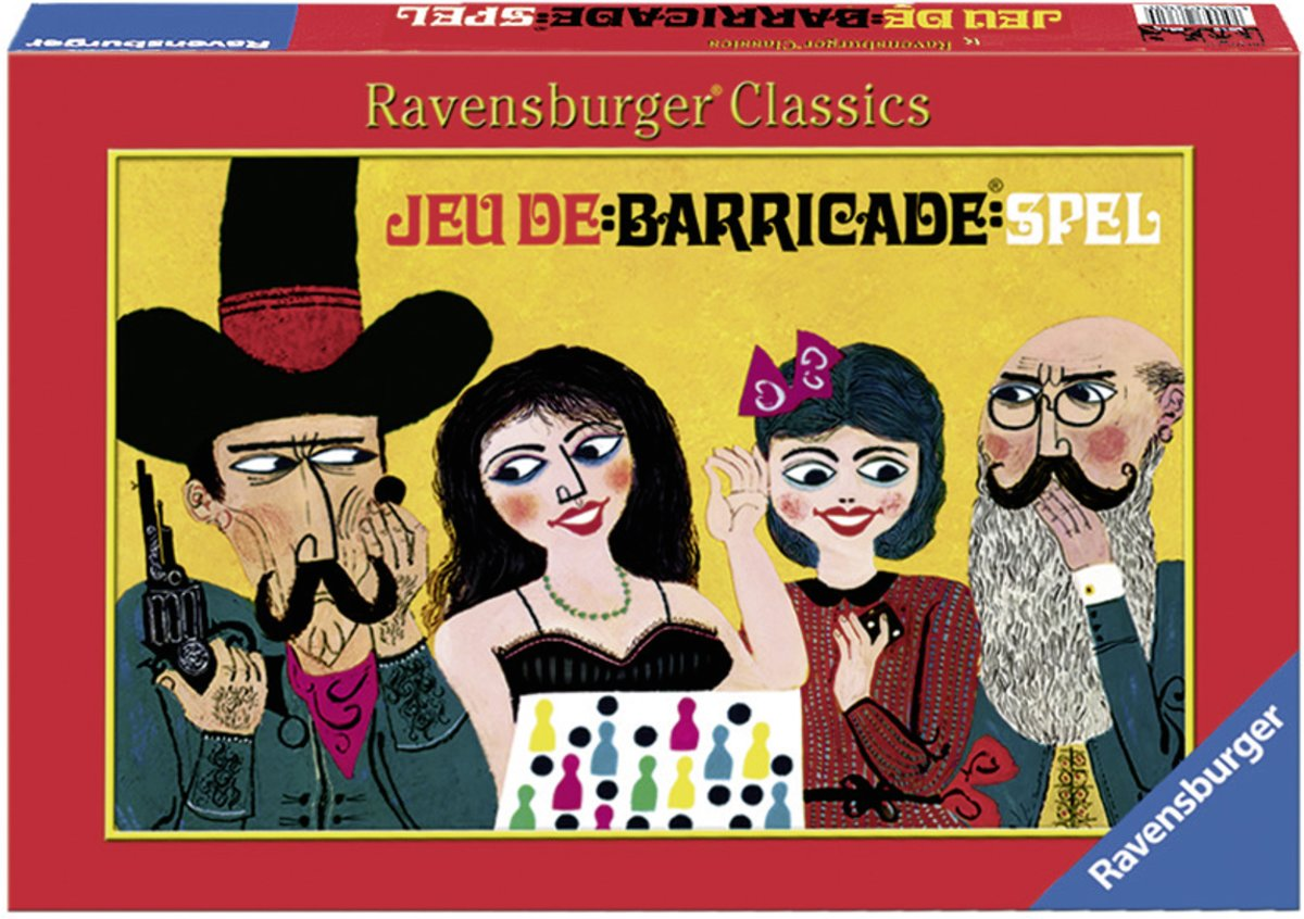 Ravensburger Barricade® Classic - Bordspel