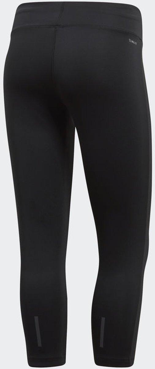 adidas Solid 34 Tight Dames Black
