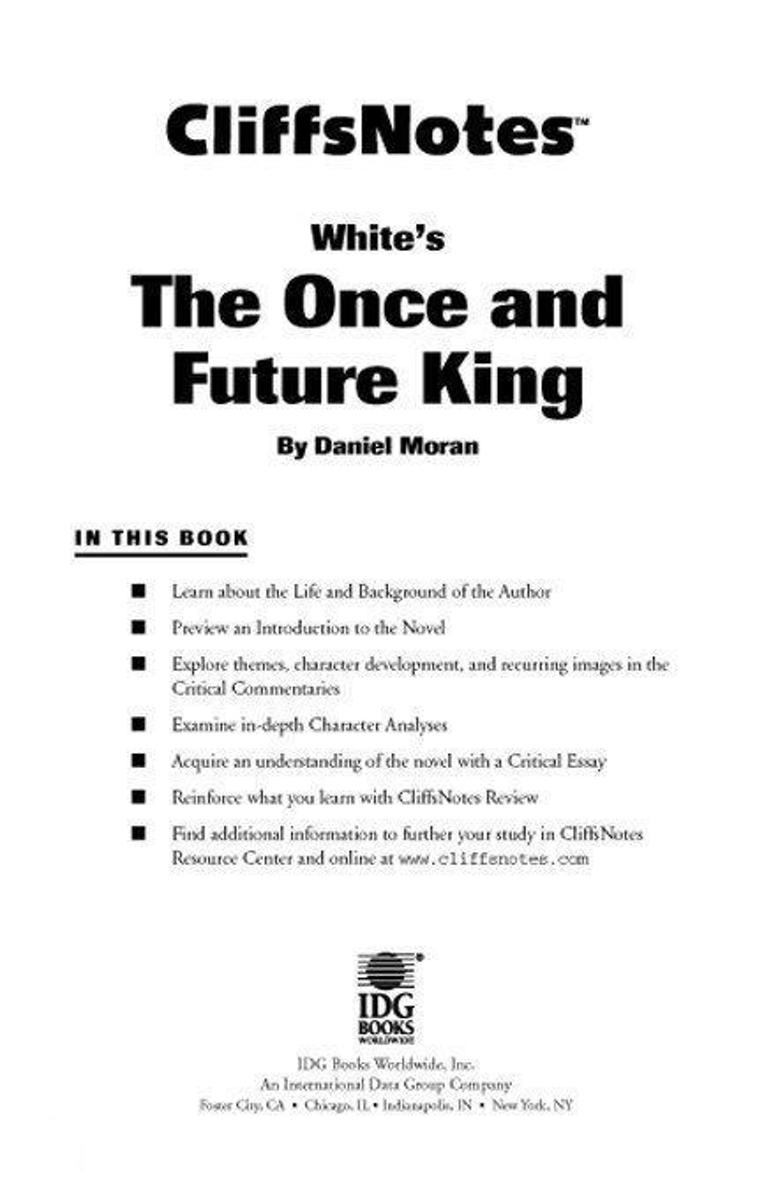 the once and future king online
