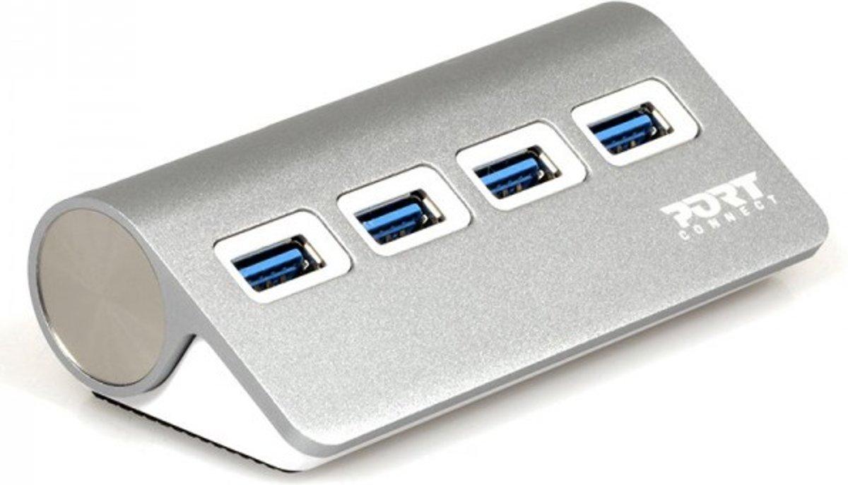 PORT DESIGNS 4-poorts USB 3.0 Hub kopen