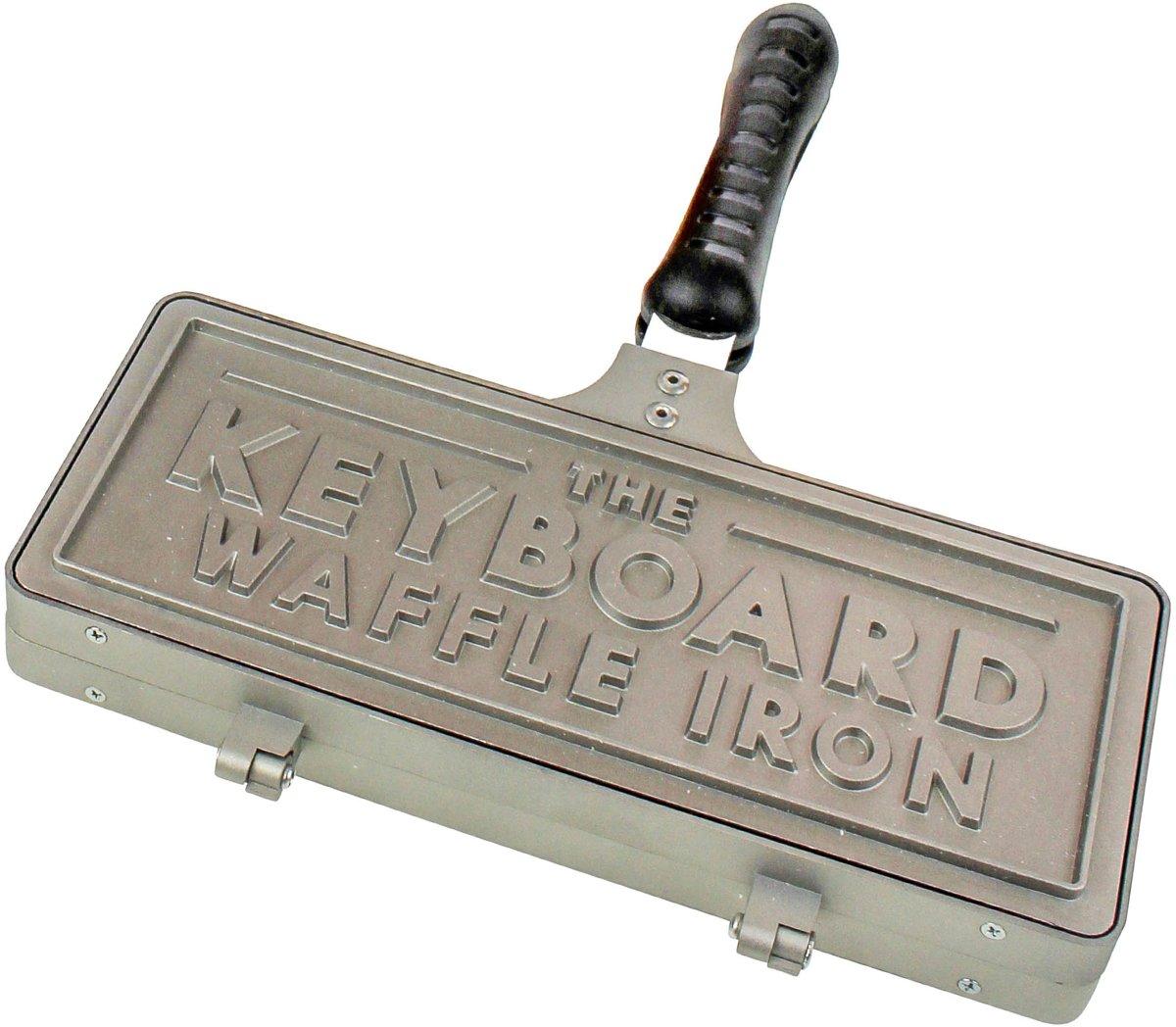 The Keyboard Waffle Iron - Keyboard Wafelijzer