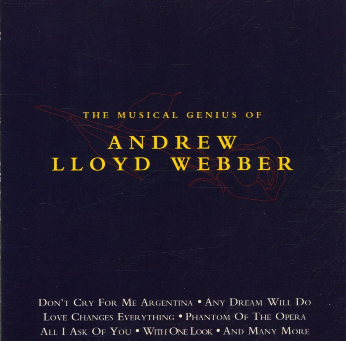 The Musical Genius Of Andrew Lloyd Webber kopen