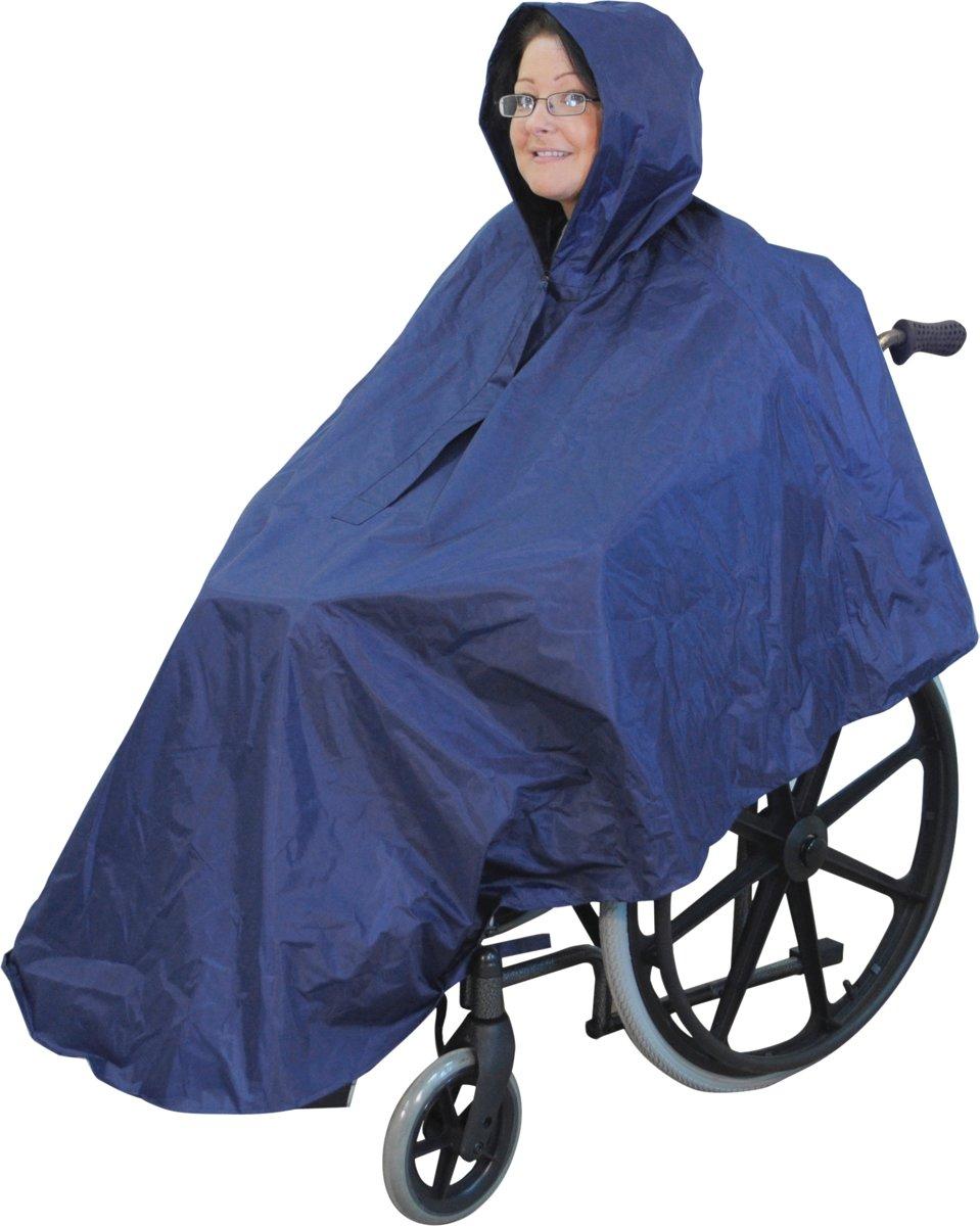 Aidapt poncho voor rolstoel of rollator kopen