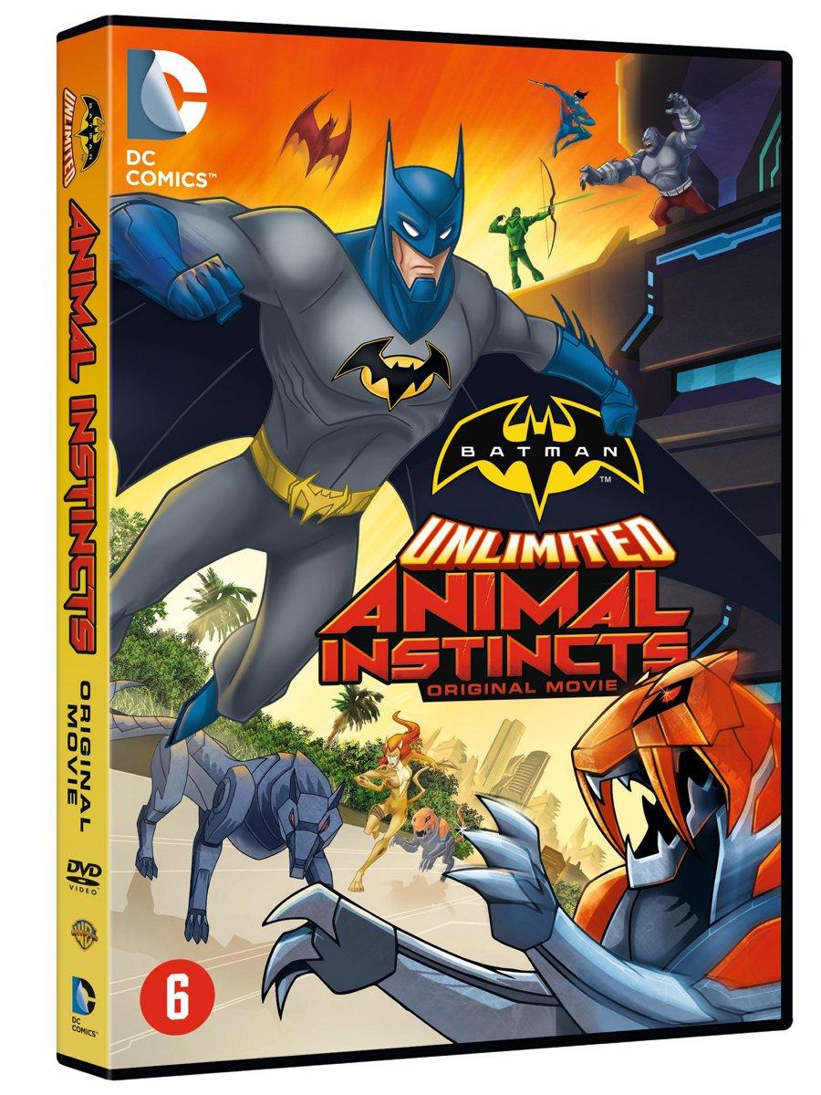 Animal Instincts Porn Dvd bol   batman unlimited: animal instincts (dvd)   dvd's