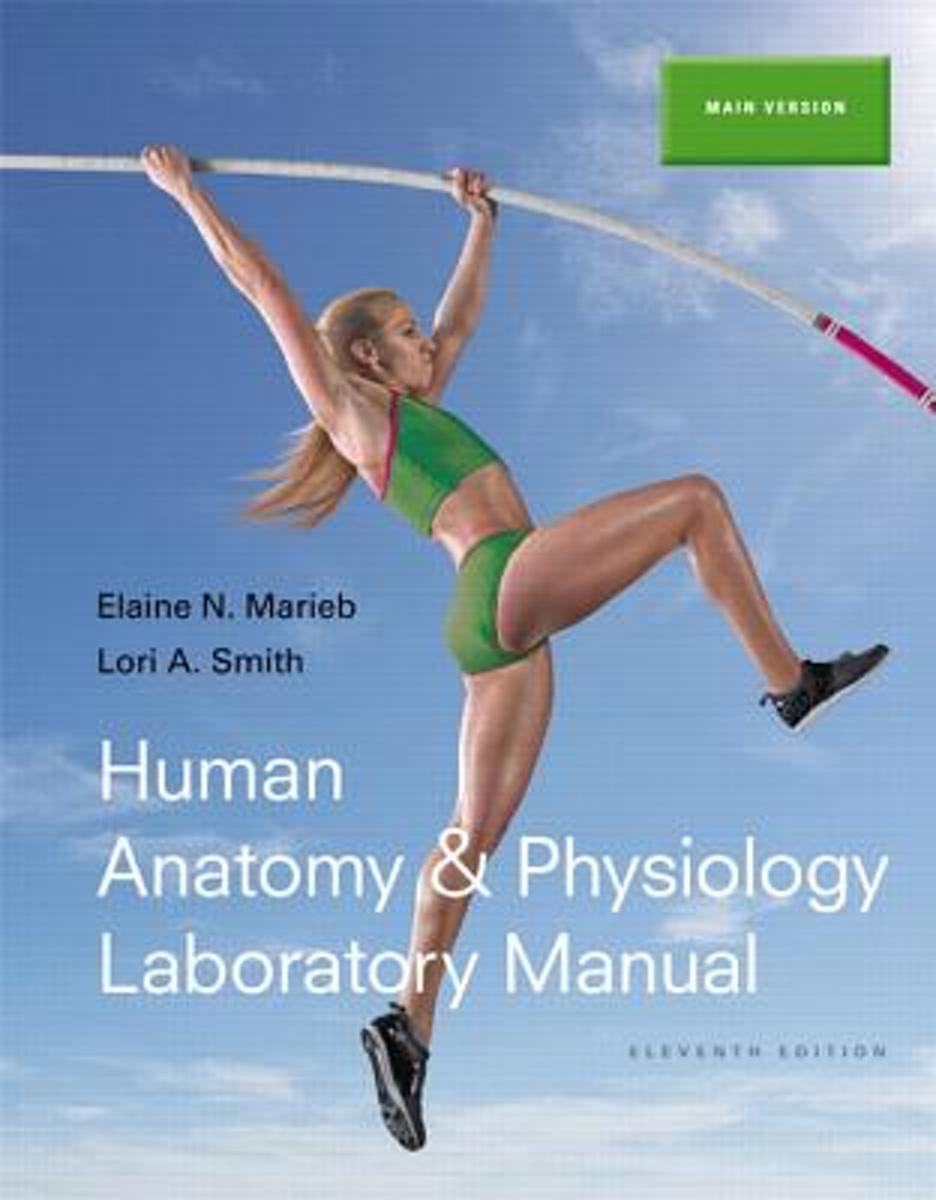bol.com | Human Anatomy & Physiology Laboratory Manual, Main Version ...