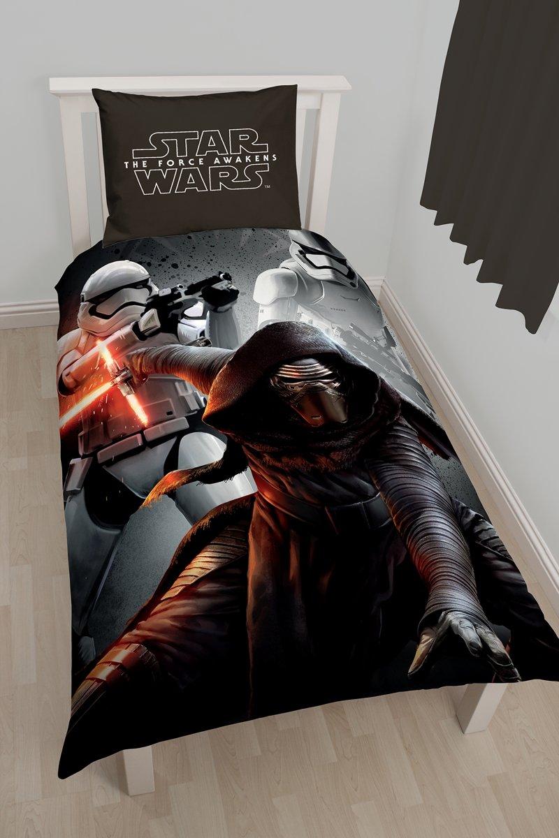 Lucas Arts Star Wars EPVII Assault - Kinderdekbedovertrek - Eenpersoons - 140x200 + 1 kussensloop 60x70 - Multi kopen