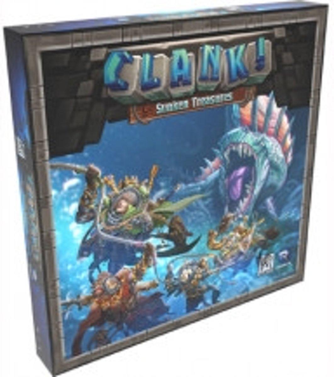 Clank Sunken Treasures Uitbreiding