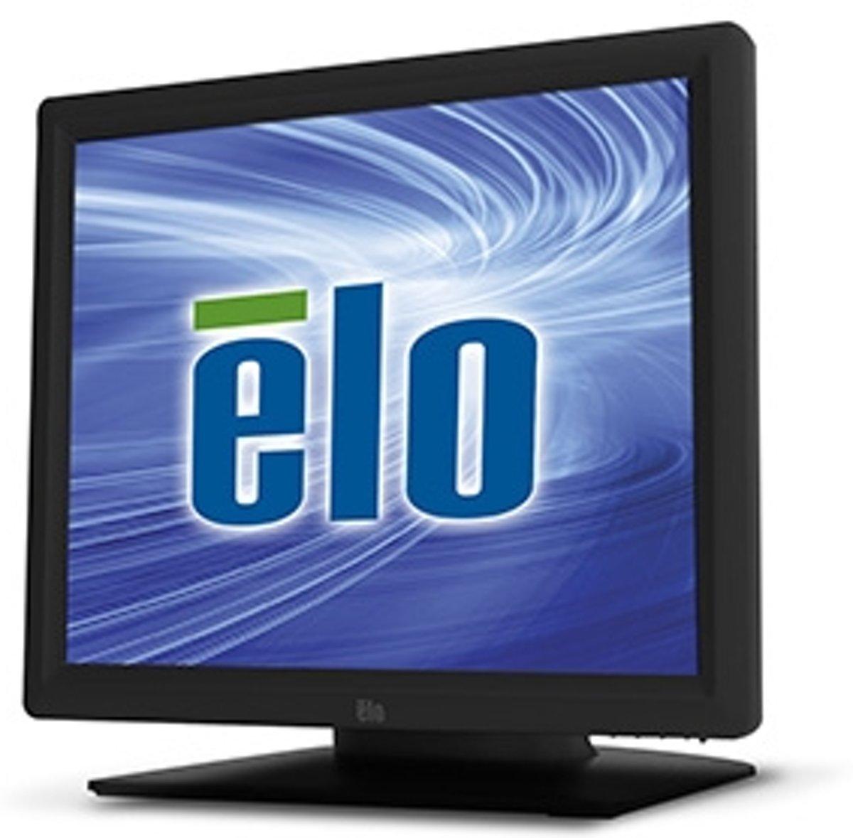 Elo Touch Solution 1717L 17'' 1280 x 1024Pixels Zwart touch screen-monitor