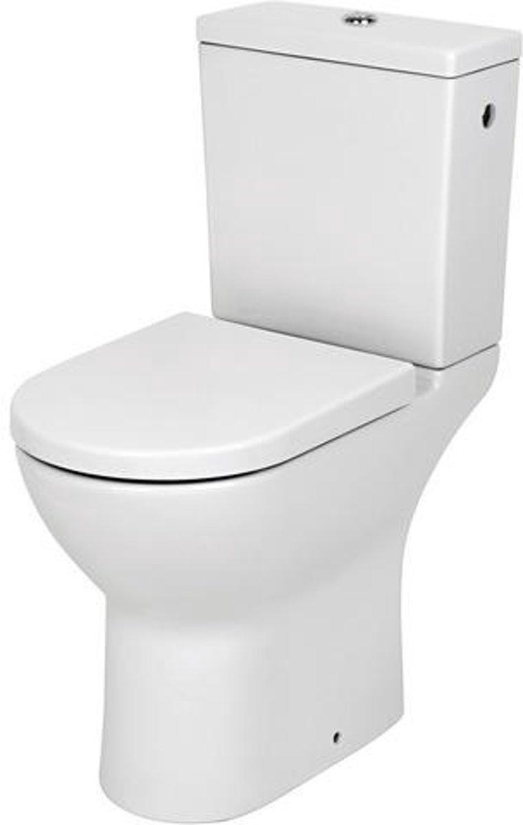 Staande Wc Pot Met Inbouwreservoir.Bol Com Complete Toiletset Kopen Kijk Snel