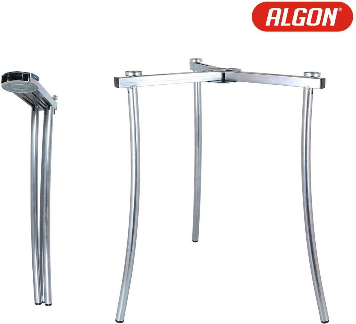 Vaello verstelbare driepoot voor paellabrander 30-70 cm staal kopen