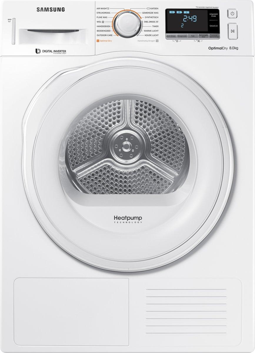 Samsung DV80M6210EW - Warmtepompdroger kopen