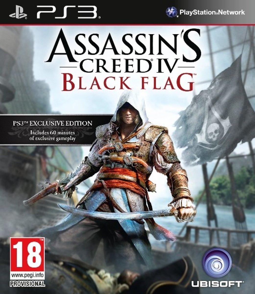 Assassin's Creed IV (4) Black Flag /PS3 kopen