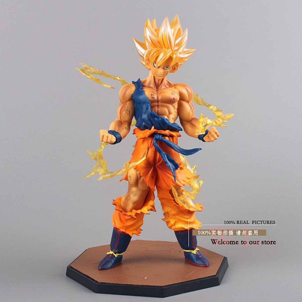 Super Saiyan Goku - Dragon Ball Z PVC Figuur