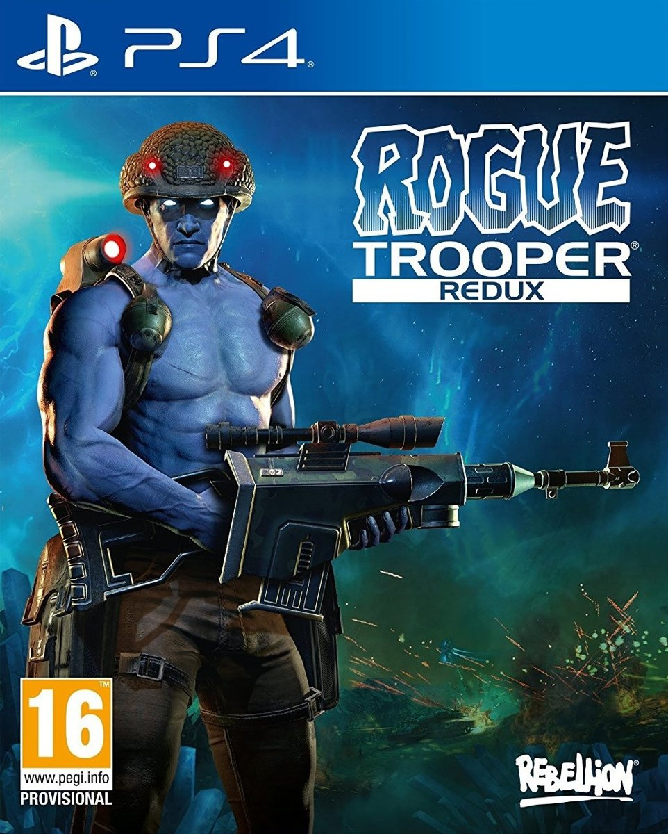 Rogue Trooper Redux PlayStation 4