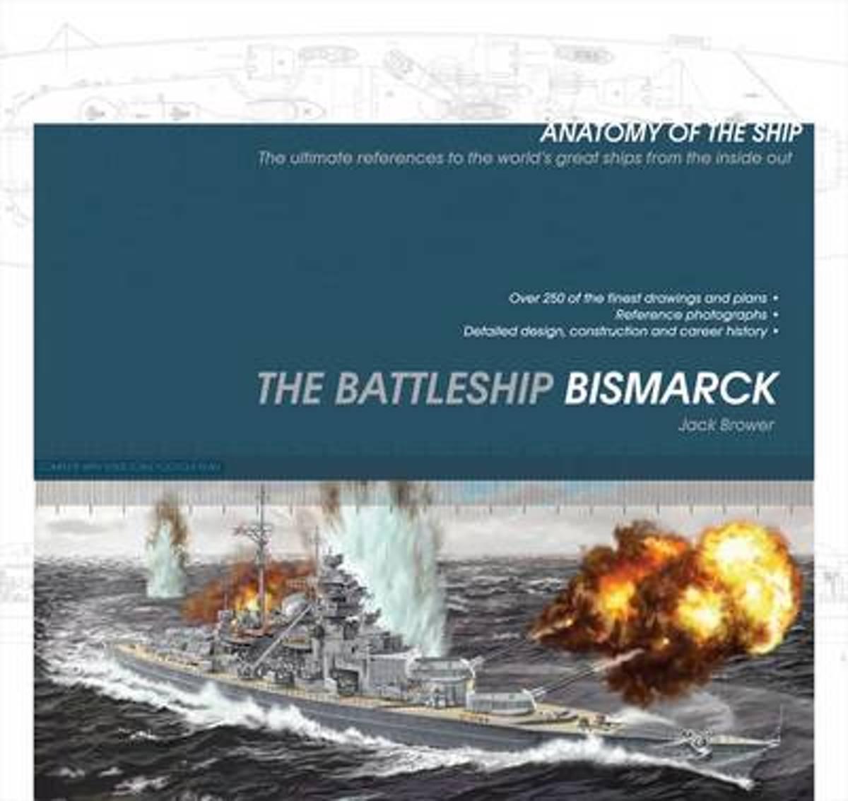 bol.com   The Battleship Bismarck [Anatomy of the Ship ...