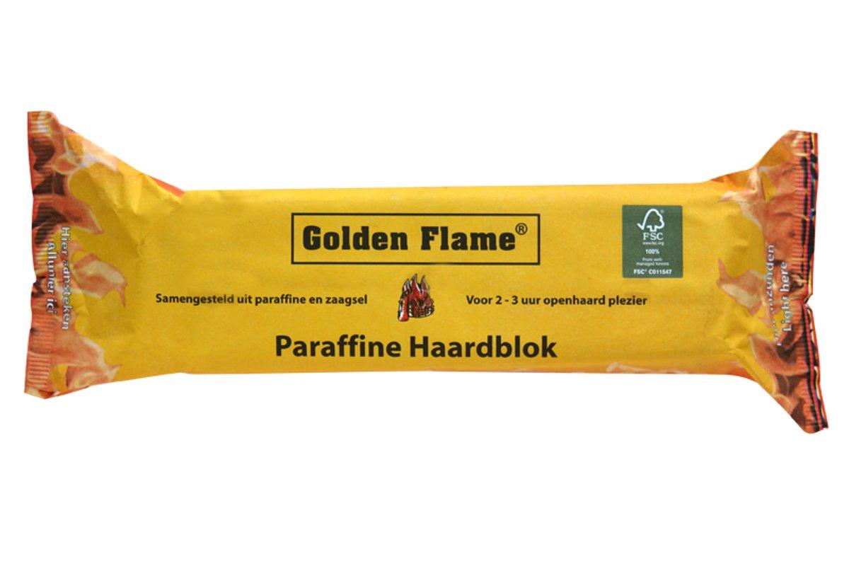 Welp bol.com | Golden Flame paraffine haardblokken - brandt 2-3 uur VQ-14