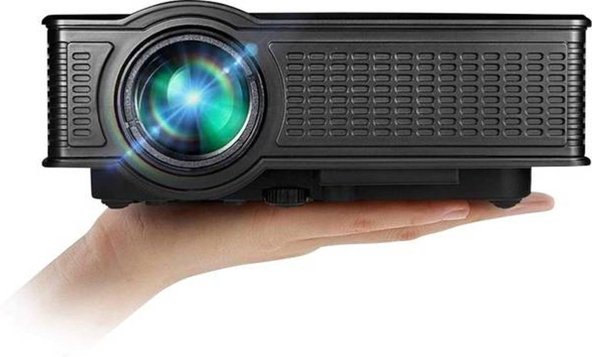 LA VAGUE HD171 WIFI Beamer 1500 Lumen kopen