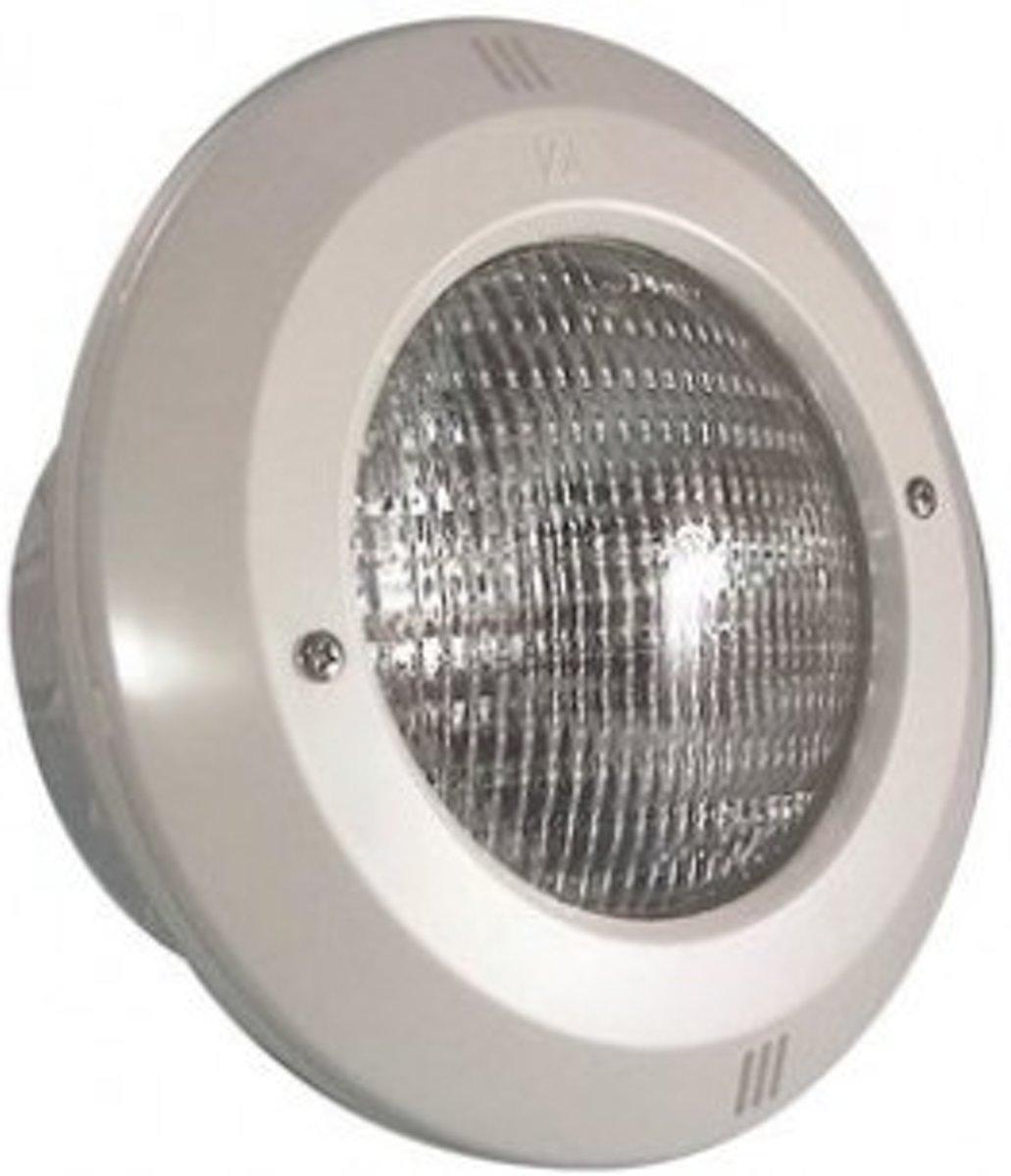 Zwembadlamp par56 inbouw Rvs afdekking 300W