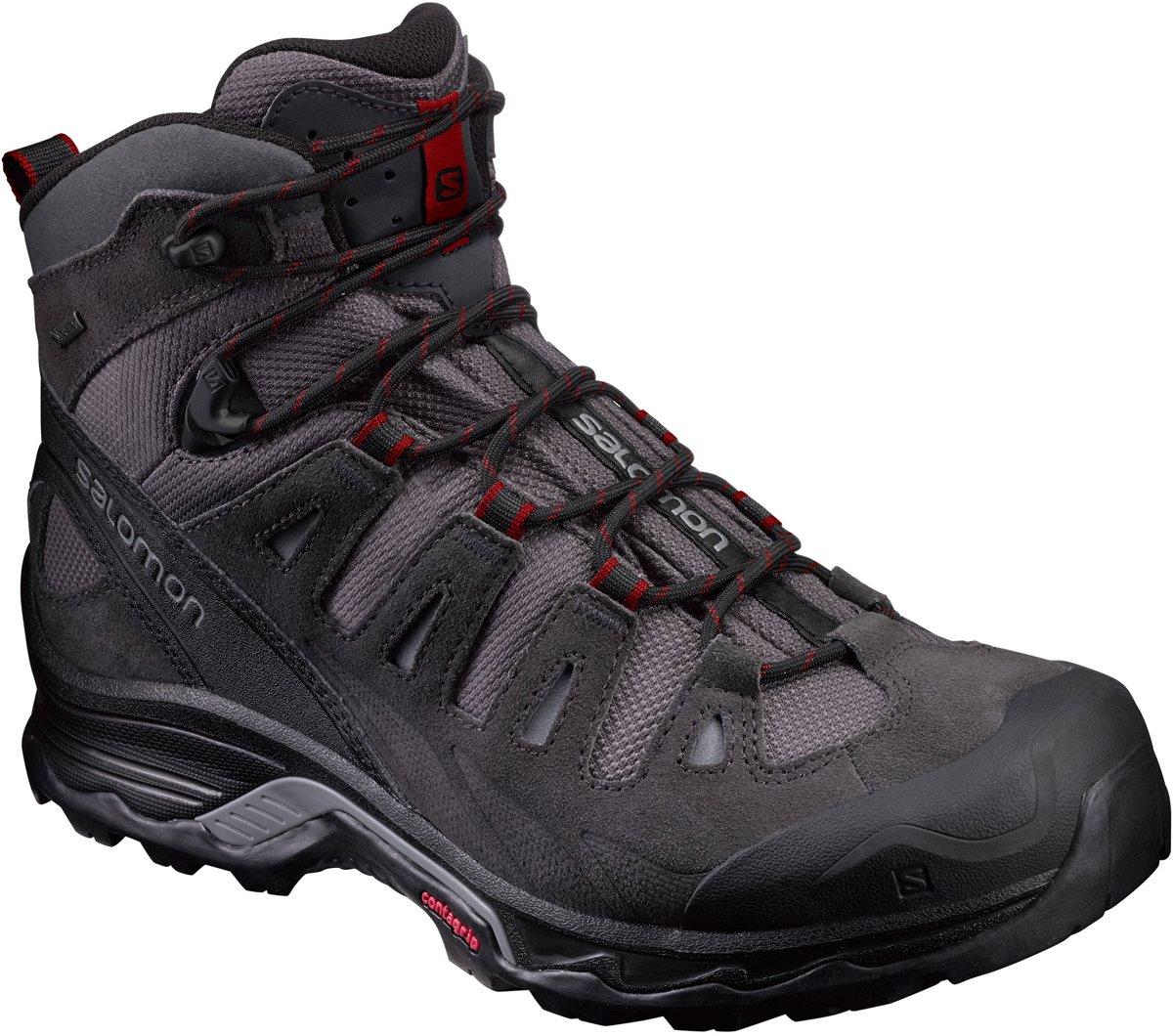 India Salomon Women QUEST 4D 3 GTX® W Black Walking Boots