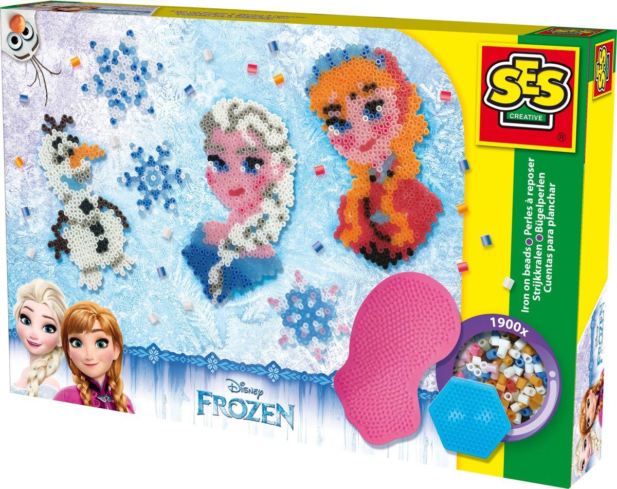 SES Beedz Strijkkralen - Disney Frozen - Big Box