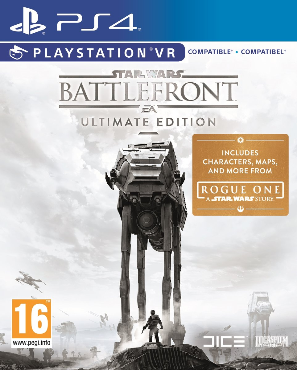 Star Wars: Battlefront - Ultimate Edition PlayStation 4