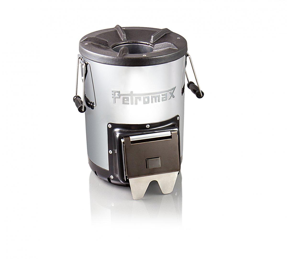Petromax rocket stove oven fs 33 zilver kopen