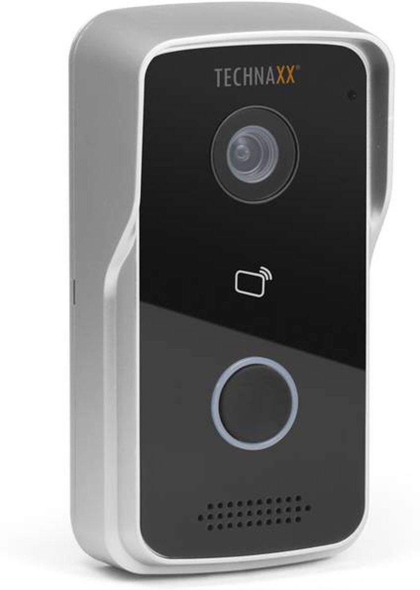 Video WIFI deurbel met buitencamera en deuropener kopen