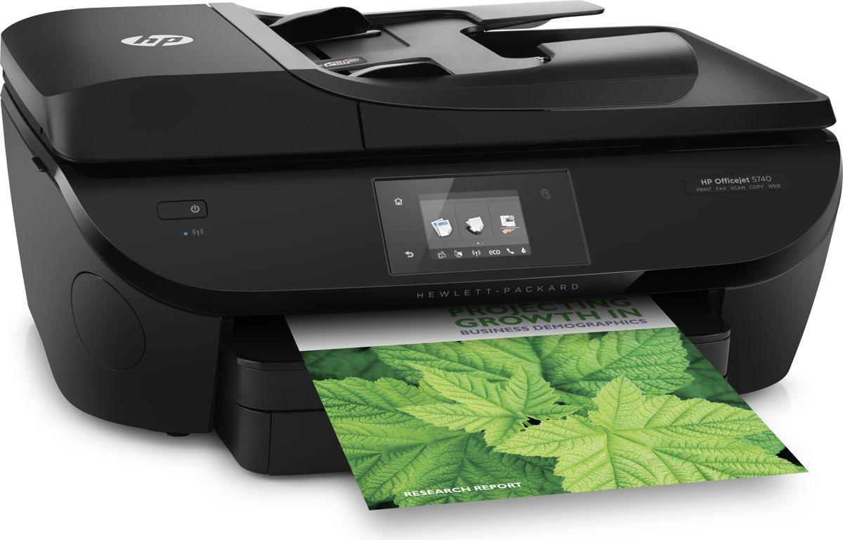HP Officejet 5742 - e-All-in-One Printer