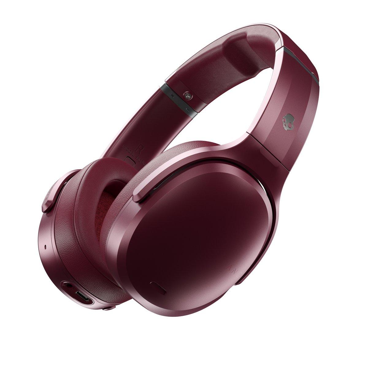 Skullcandy Crusher - Wireless Over-Ear met Noise Cancelling - Rood kopen