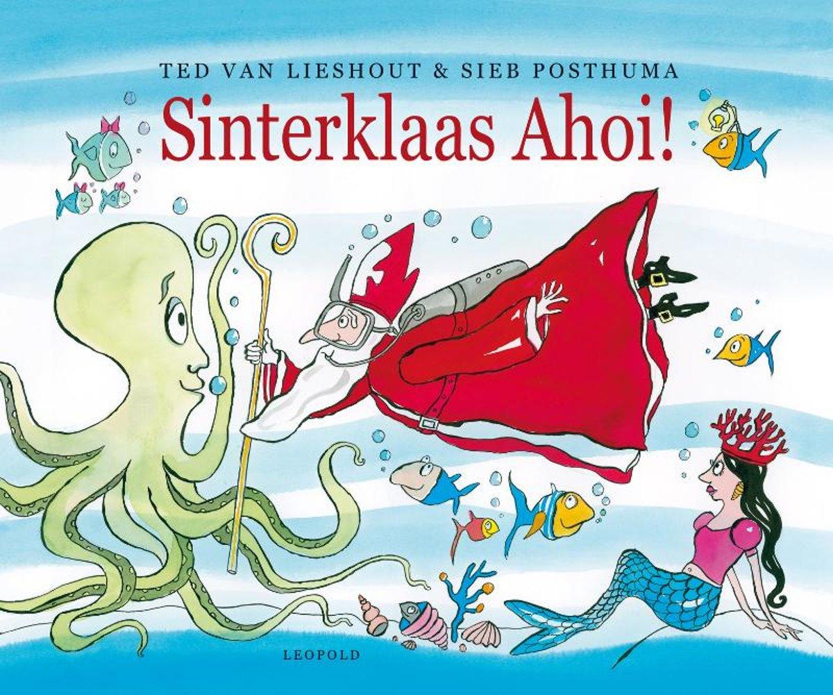 Image result for Sinterklaas Ahoi! - Ted van Lieshout & Sieb Posthuma