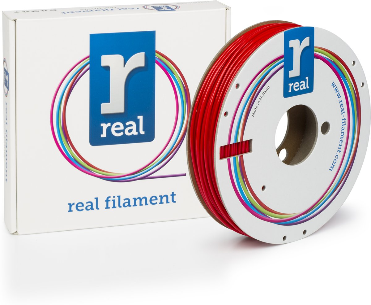 REAL Filament PETG rood 2.85mm (500g)