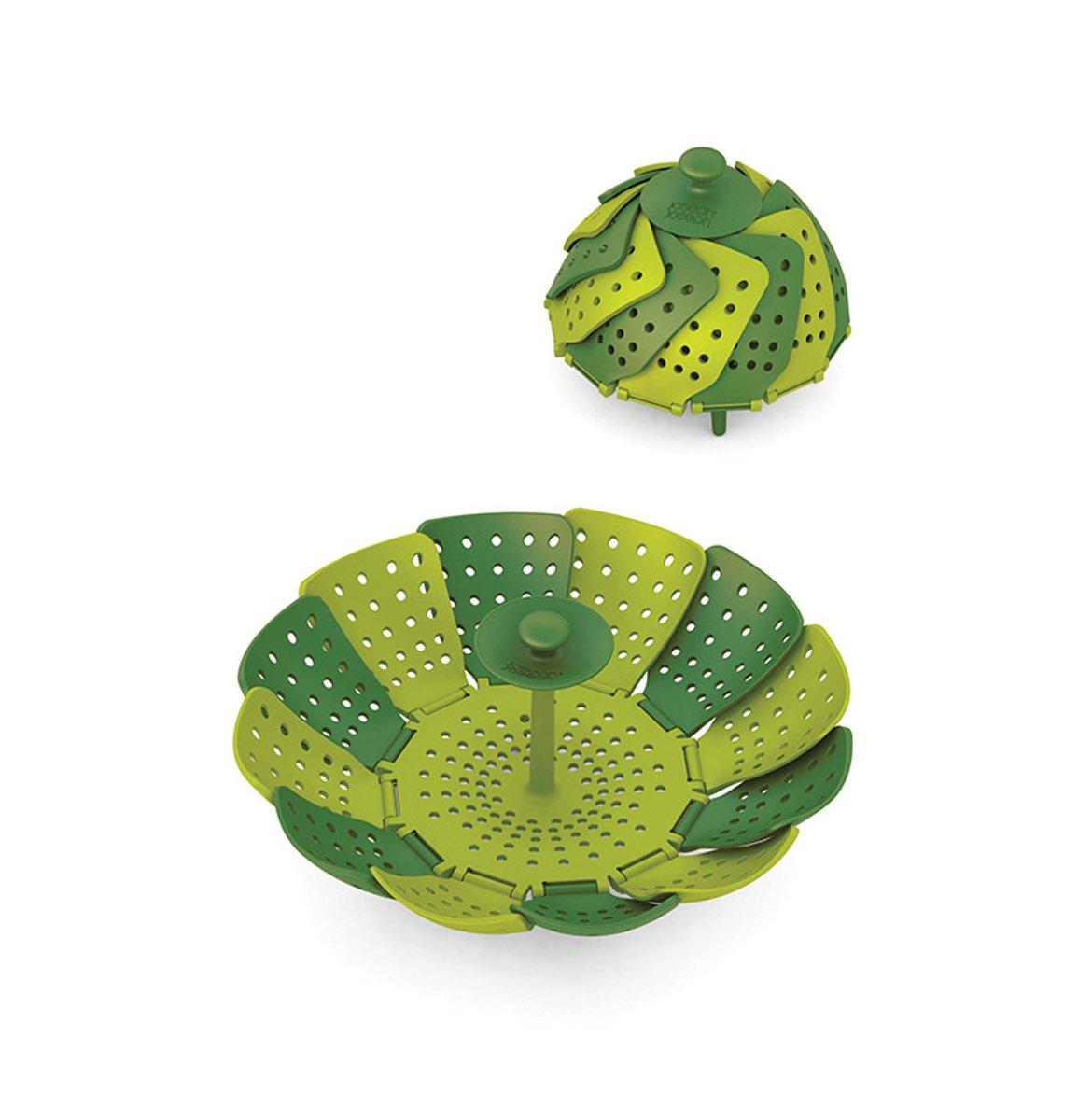 Joseph Joseph Lotus Stomer Plus - Opvouwbaar - Groen kopen