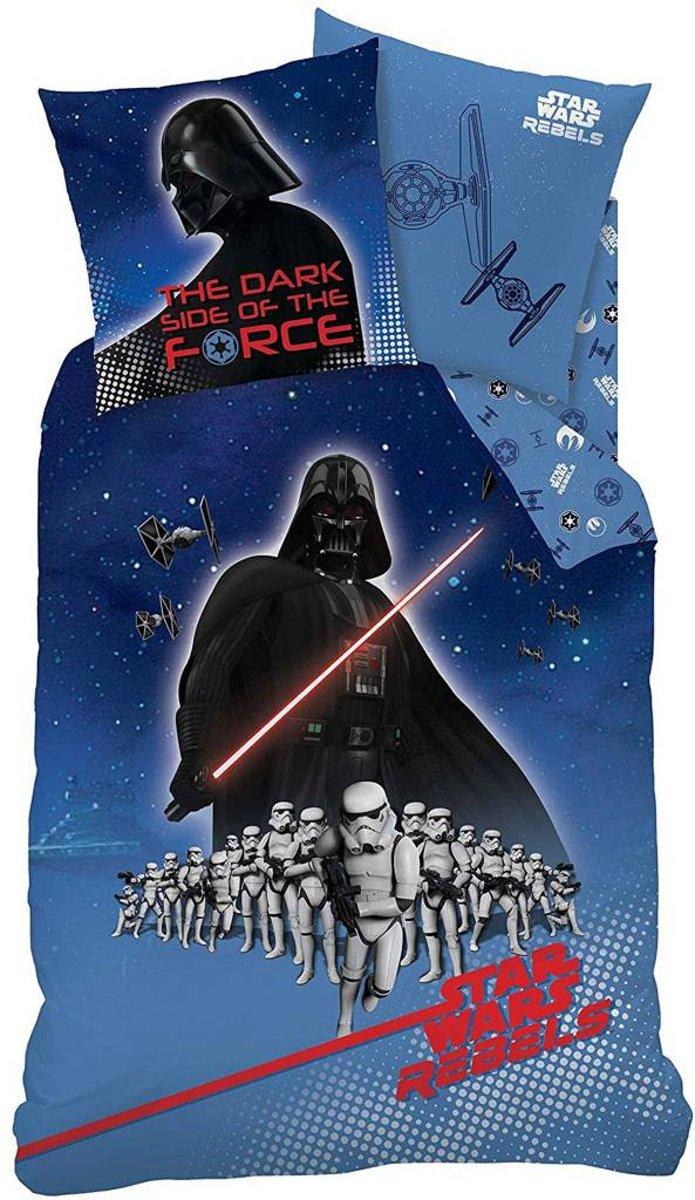 Star Wars Monace - Dekbedovertrek - Eenpersoons - 140 x 200 cm - Multi kopen