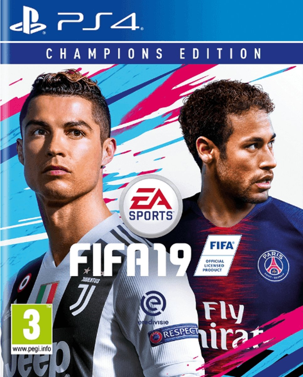 FIFA 19 - Champions Edition PlayStation 4