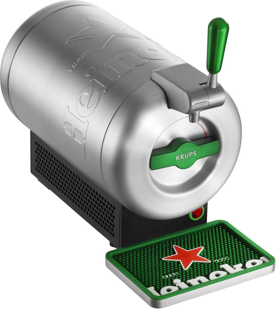 THE SUB Heineken Edition, Krups VB650E10 - Biertap voor €84 dmvv code