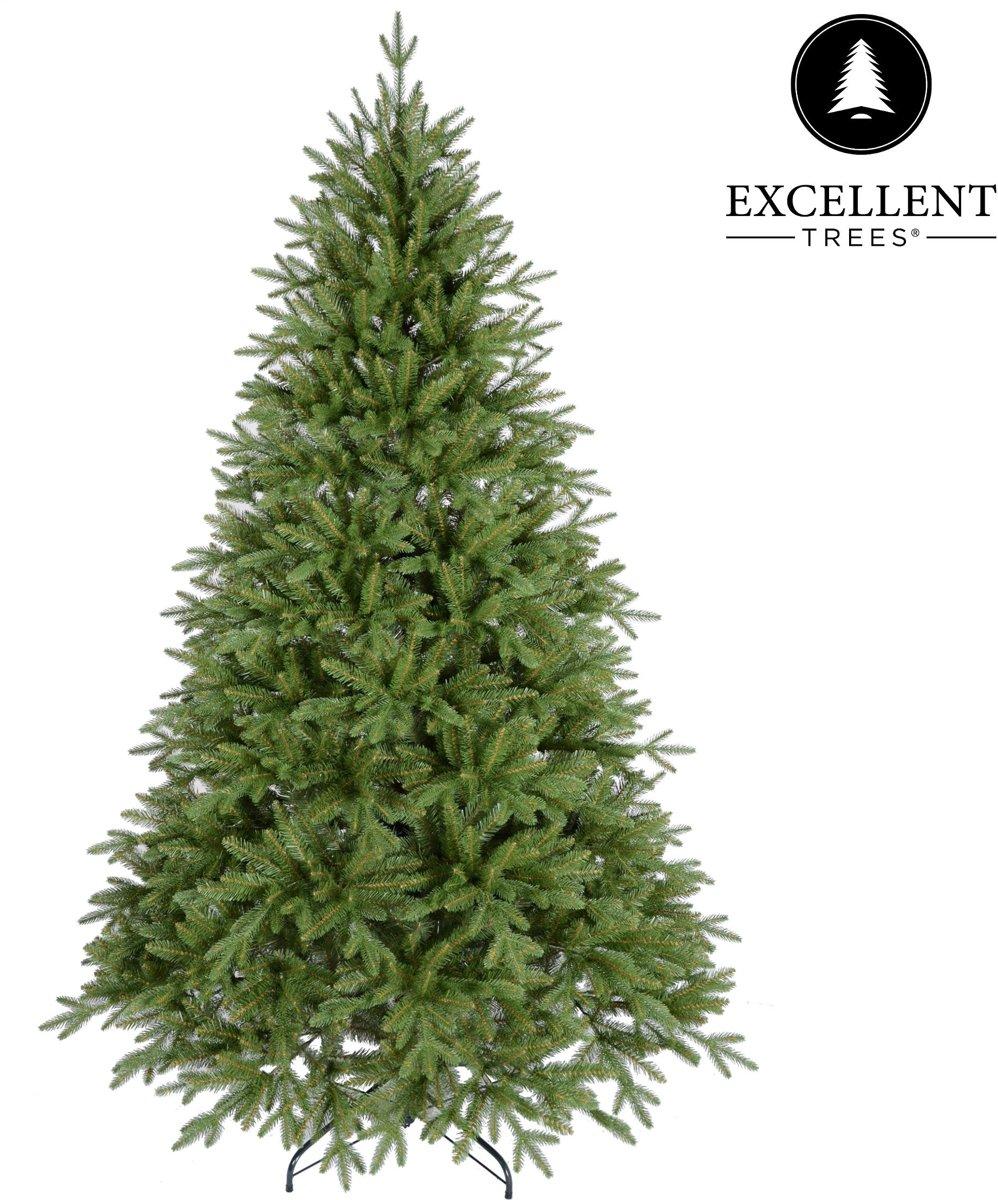 Kunstkerstboom Kerstboom 150cm topkwaliteit natuurlijke uitstraling