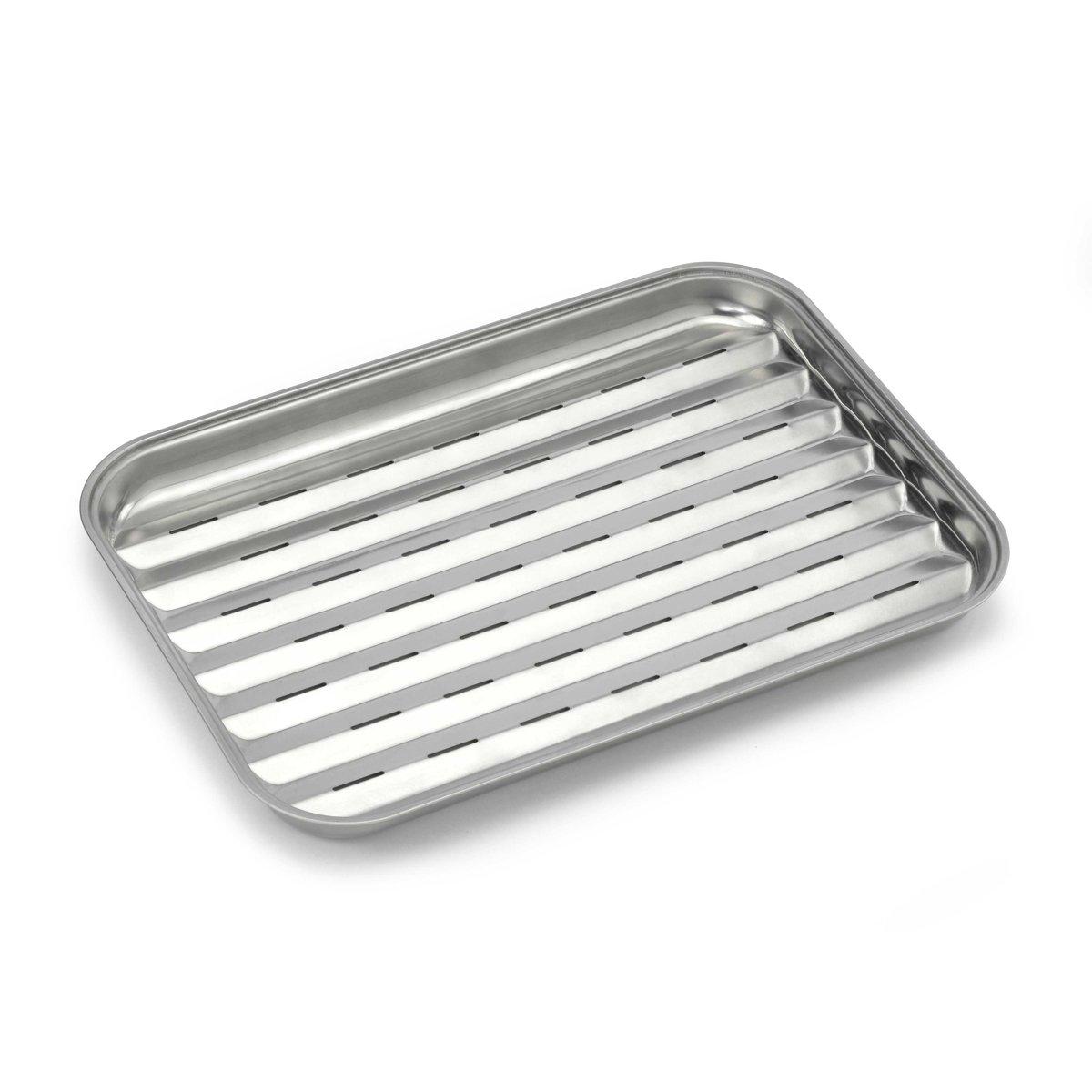 Barbecook Grillpan - RVS - Grijs kopen