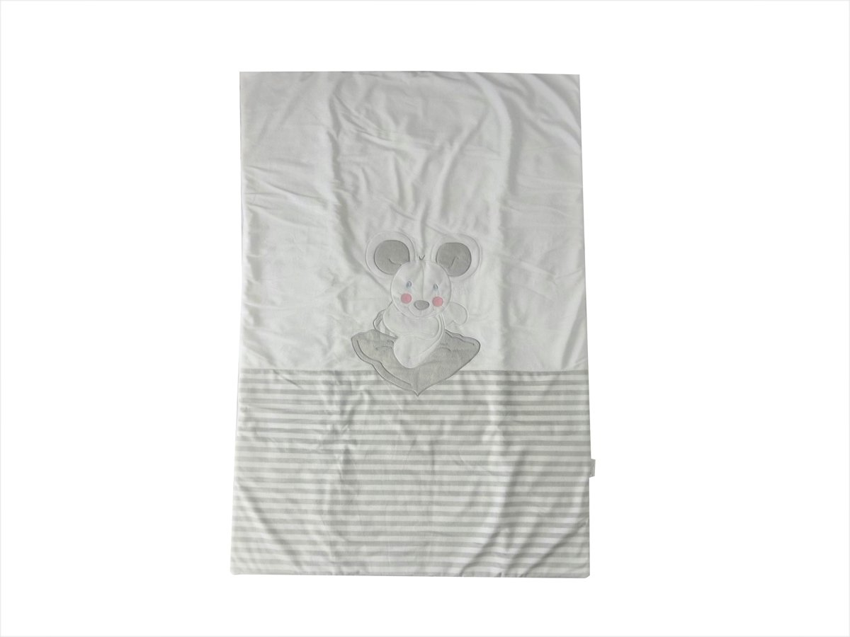 Muisje - dekbed - donsdeken 120x80 cm - voor bed 60x120 cm kopen