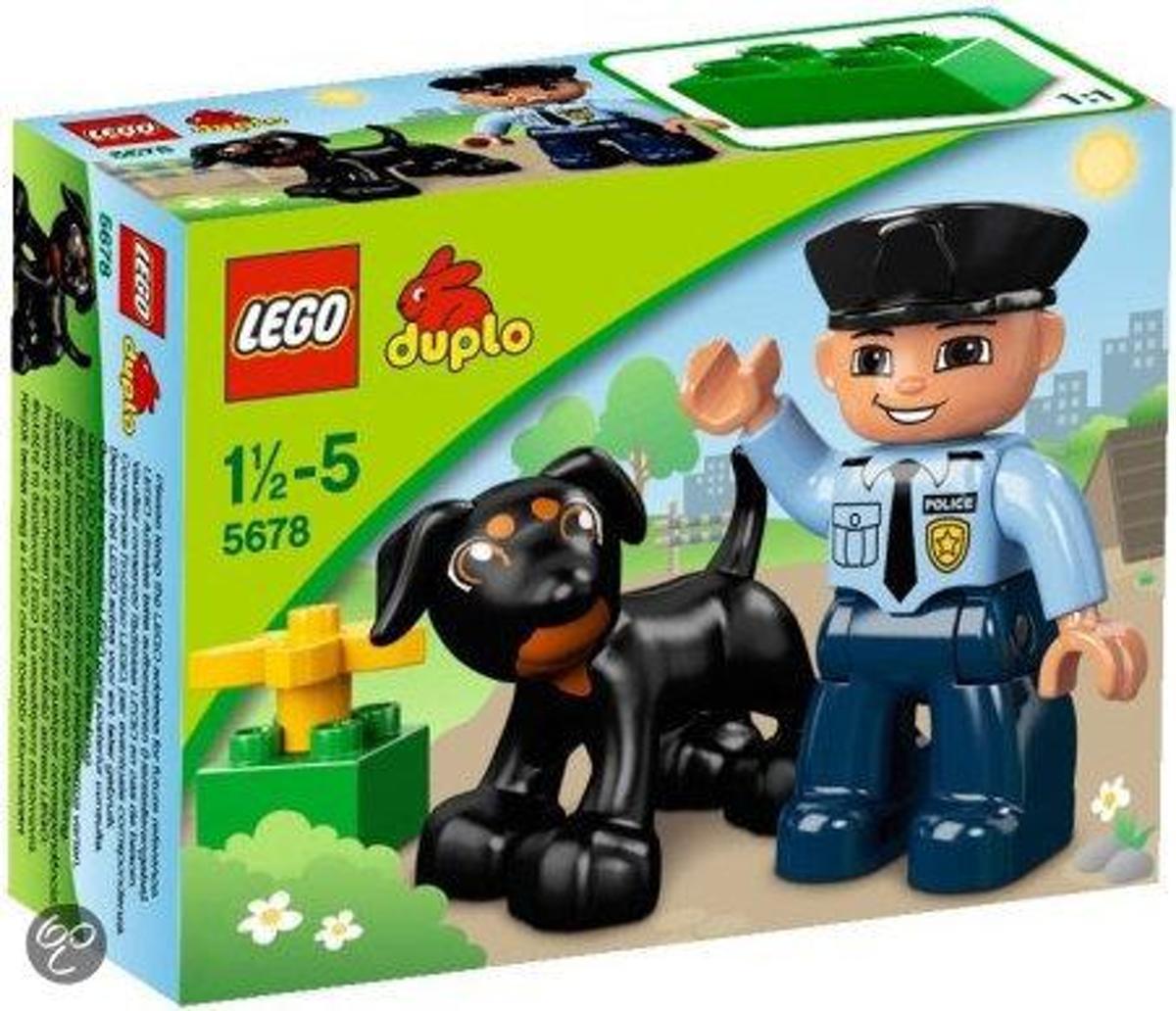 Duplo Politieagent - 5678