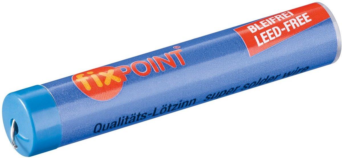 Fixpoint Loodvrije soldeertin 1mm - 12,5g kopen