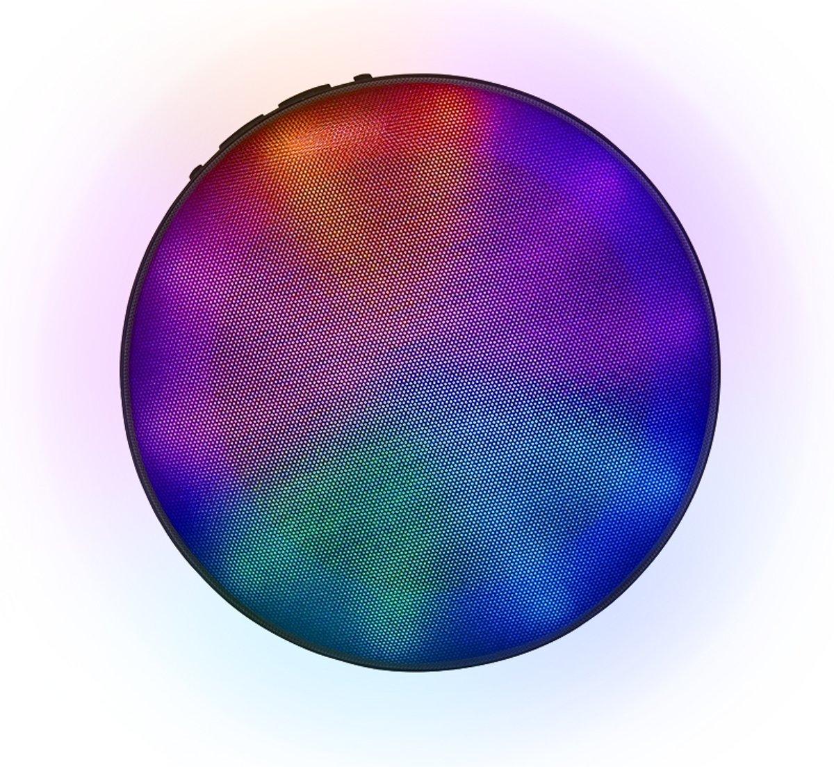 ION Helios Bluetooth Speaker - Stereogeluid met RGB LED Moodlight - 6W Krachtige Speaker kopen