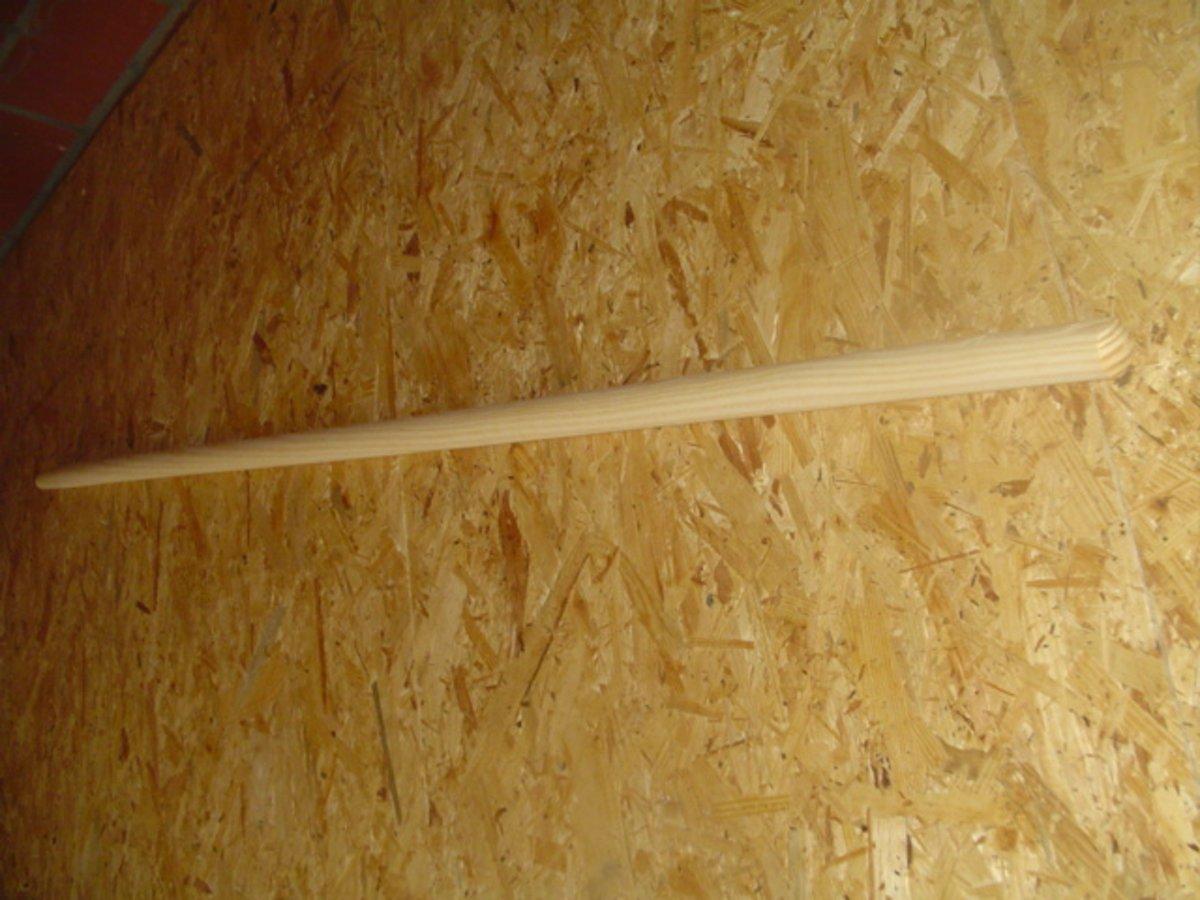borstelsteel 1.30 meter x 28 mm kopen