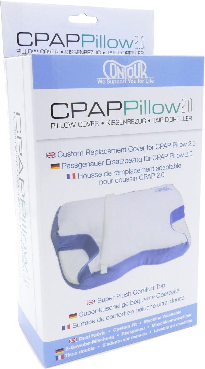 Foto van Contour CPAP Kussenhoes